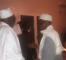 Thierno Madani Tall chez Wade