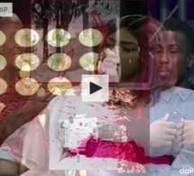 """Vidéo: La question gênante d' Abba no stress à Dip Doundou Guiss: """"loutax nga beug ay cimetière, déérétt... """" Regardez la réponse de Dip"""