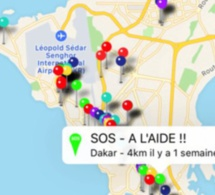 Alerte Sécurité Prévention (ASP), une application d'alerte géolocalisée pour les sénégalais