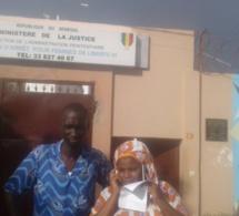 Houlèye Mané : « je demande pardon à toute la nation sénégalaise ainsi qu'au président de la République»