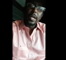 """""""Assane Diouf et Francoise Hélène Gaye Ditwiler sont manipulés. Comment on peut soutenir quelqu'un qui insulte les Sénégalais de père et mère ?"""" (Makhtar Le Cagoulard)"""