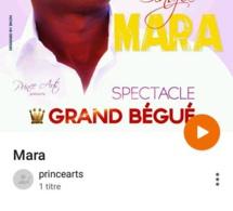 """Pape Diouf lance une bombe: Découvrez le New Single """"MAARA""""un avant gout de son nouvel album."""