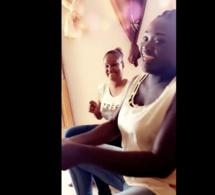 """Quand le new single de Pape Diouf """"MAARA"""" excite l'animatrice de la 2 STV Thioro et la soeur du chanteur."""