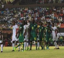 Senegal Burkina Fasso, en images au stade Leopold Sédar Senghor.