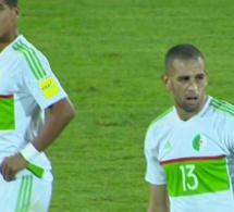 Battue par la Zambie, l'Algérie ne participera pas à la Coupe du monde 2018