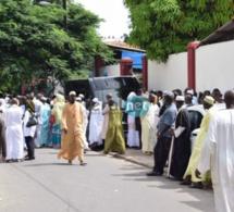 Djibo Ka repose désormais au cimetière musulman de Yoff