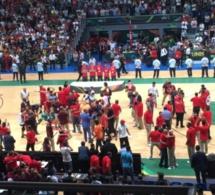 La Tunisie trompe le Nigéria en finale (77-65)