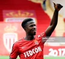 As Monaco – L'entrée de Keïta Baldé contre Strasbourg