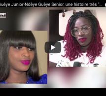 """Ndéye Guèye Junior, Ndéye Guéye Sénior: la danse des """"louves"""""""