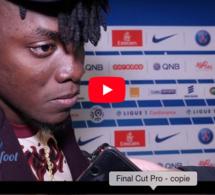 """Vidéo – Bertrand Traoré : """"Rejouer le match AfSud – Sénégal est une décision illogique"""""""