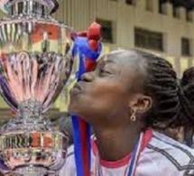 Fatou Diouck remporte la Kovo Cup