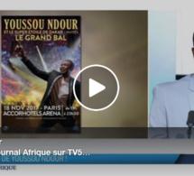 """Youssou Ndour sur TV5 : """"Le Grand Bal de Bercy est toujours une communion et des retrouvailles extraordinaires"""""""