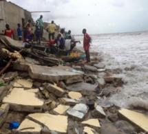 Saint-Louis : La France envisage « un certain nombre de programmes » pour stopper l'avancée de la mer