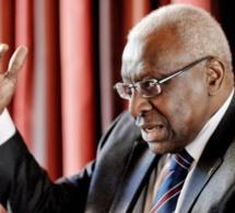 Affaire Lamine Diack : Dakar rabroue encore les juges français sur les financements contre Me Wade