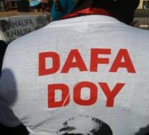 Grand rassemblement à la Médina pour la libération de Khalifa Sall