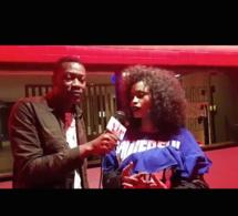 """En direct de Paris: Mbathio Ndiaye au micro de vipeoples s'exprime sur sa derniére vidéo """"Foto Ma""""REGARDEZ"""