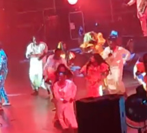 VIDEO: La méga- star Youssou Ndour enflamme Accor Hotel Aréna  Paris Bercy. Regardez