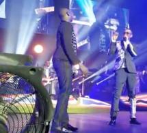 BERCY 2017: Pape Diouf met le feu, un duo infernale avec Youssou Ndour lance son rendez vous en 2018 à Accor Hotel Aréna. Regardez