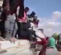 VIDEO: Acte de barbarie comment les migrants Africains sont vendus en Libye comme esclave. Regardez