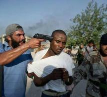 Esclavage en Lybie : Otez de ma vue ces photos que je ne saurai voir !