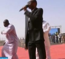 Prestation de You à l'inauguration de l'Aibd : Ali Bongo se transporte dans le Mbalax