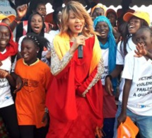 Viviane Chidid nommée ambassadrice de ONU Femmes