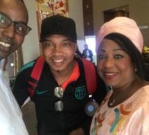 Avant-Gout de la cérémonie du ballon d'or africain à Accra avec les légendes Diouf,Eto'o ,Drogba …