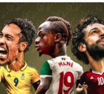 Mohamed Salah, sacré meilleur joueur africain de l'année devant Sadio Mané