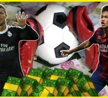 Le footballeur le plus riche du monde possède 16 Milliards d'Euros !