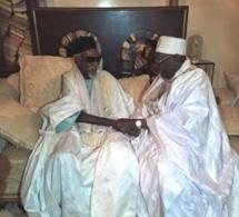 Fraternité Musulmane : S. Abdoul Aziz Sy chez S. Cheikh Sidy Makhtar Mbacke