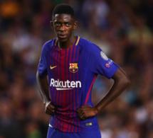 Barça: Coup dur pour Ousmane Dembélé !