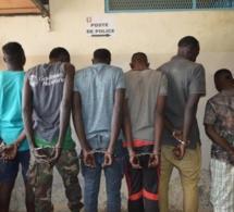 Cambriolage à Vélingara: Un gang de mineurs âgés entre 15 et 16 ans dont un élève, arrêté