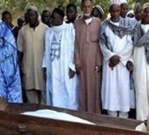 Ziguinchor : les imams prient pour les 14 victimes de la tuerie de Boffa Bayottes
