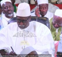 Serigne Mbaye Sy : « C'est Dieu qui donne le pouvoir à qui il veut et… »