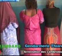 Dieynaba Ndiaye (20 ans) Ibrahima Sow, Cheikh Ba, Thierno Seck, Abdou Guèye: La bande de malfrats qui terrorisait la…