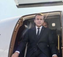 Emmanuel Macron à Mbour et Saint-Louis