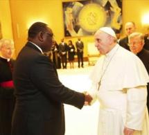 Le message du Pape François au Président Macky Sall