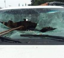 Sa voiture caillassée, les vitres de son appartement cassées: L'ancien Directeur de la Rts Mamadou Baal, réclame 4 millions de FCfa à son « ex-épouse »
