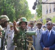 Conseil des ministres : Macky Sall engage l'Armée à neutraliser toutes les bandes armées qui...