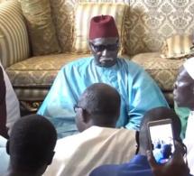 Le Khalife des Tidianes, Serigne Mbaye Sy Mansour en Gambie