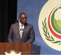Macky Sall : « L'Afrique veut sa place dans un Conseil de Sécurité des NU réformé, avec une composition plus juste et équitable »