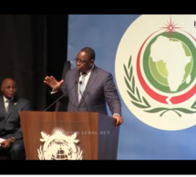 """Macky Sall : """"Léopold Sedar Senghor, de confession chrétienne, a été président du Sénégal pendant 20 ans avec le soutien majoritaire de ses concitoyens, sans considération ethnique ou religieuse »"""
