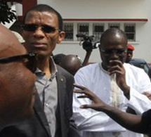 Prison de Rebeuss : Le maire Alioune Ndoye rend visite à Khalifa Sall