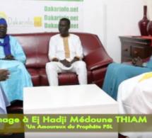 WAKHTANE : Spécial Hommage à El Hadji Médoune THIAM un amoureux du Prophète PSL