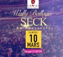 "BAYE NDIAYE AL BOURAKH EVENTS & Waly SECK au grand theatre le 10 Mars pour la 3 eme Editions ""SAARGAL DJIGUENE YI"" REGARDEZ"