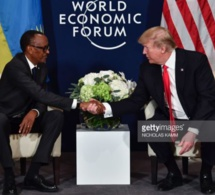 « Pays de merde ». Trump refuse de présenter ses excuses Face à Paul Kagame