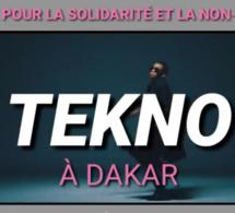 La grande surprise du mois d'Avril, la star Nigeriene TEKNO à Dakar avec Rakhou Prod. REGARDEZ