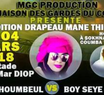 MGC Production présente la 5e édition du Drapeau Mane Thioune