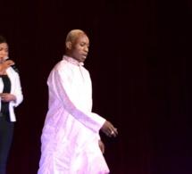 VIDEO: Prestation de Ouzin Keita et Yacine à la nuit de la jeunesse au grand theatre avec Pape Diouf. REGARDEZ