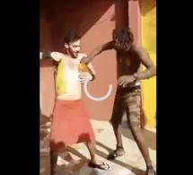 """VIDEO: """"SANGOUL BA SET"""" La nouvelle danse de Ange à mourir de rire."""
